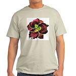 Dark Purple Daylily Light T-Shirt