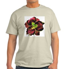 Dark Purple Daylily T-Shirt