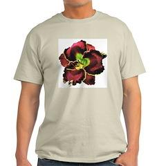 Dark Purple Daylily T-Shirt