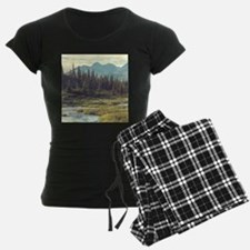 Mountain Meadow pajamas