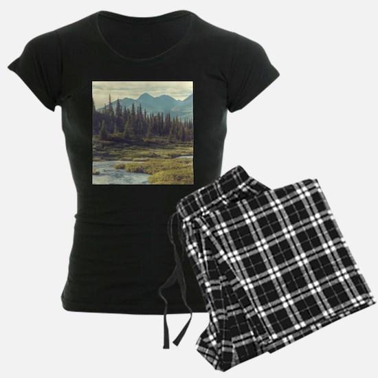 Mountain Meadow pajamas