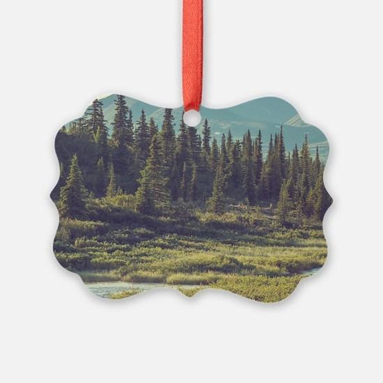 Mountain Meadow Ornament