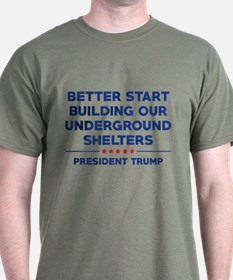 Trump Shelter T-Shirt