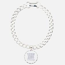 Unique Republicans Charm Bracelet, One Charm