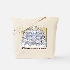 Canterbury Tales Tote Bag