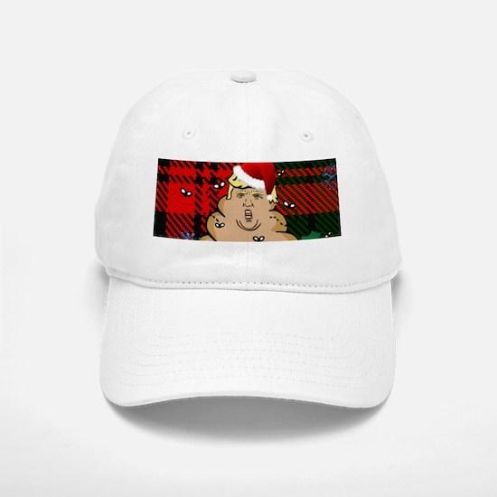 christmas dump trump Cap