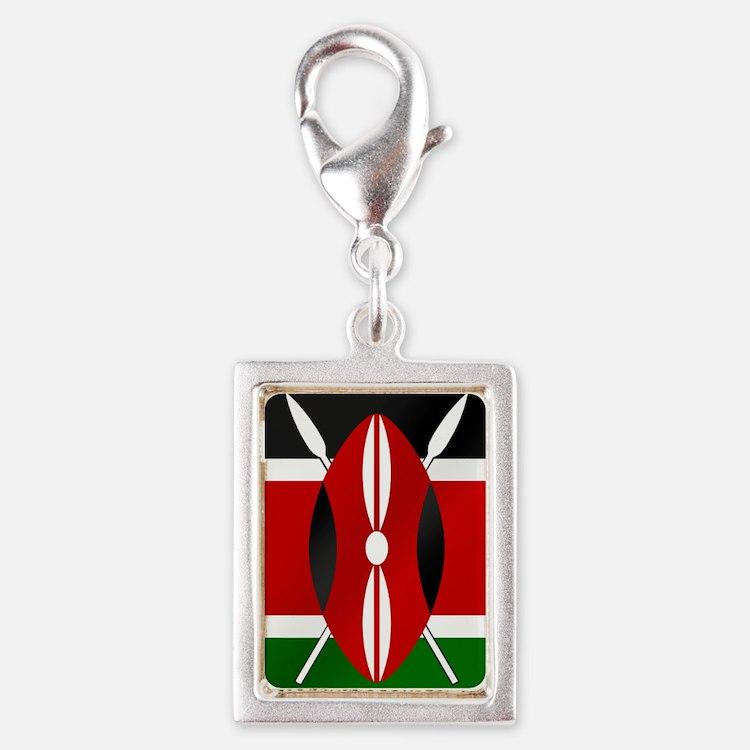 Flag of Kenya Charms