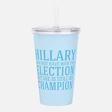 Champion Hillary Acrylic Double-wall Tumbler