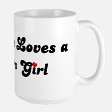Loves Yonkers Girl Mugs