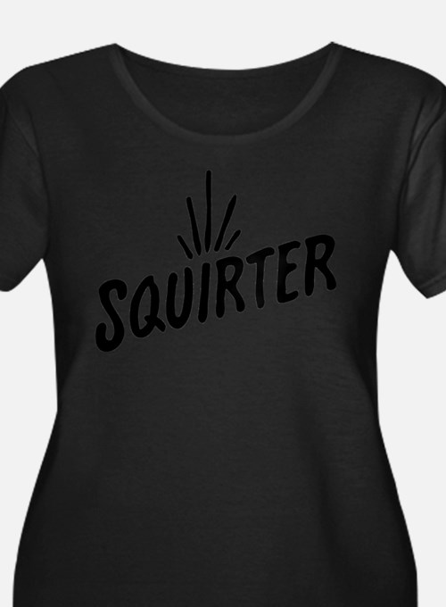 Plus size squirt