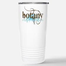 Cute Botany Travel Mug
