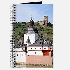 Pfalzgrafenstein Castle, Rhine River, Germ Journal