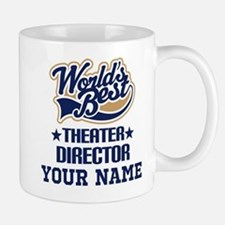 Theater Director Personalized Gift Mugs
