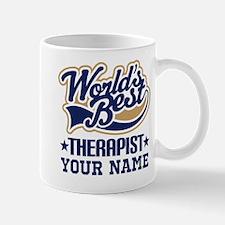 Therapist Personalized Gift Mugs