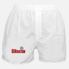 MY GENERATION Boxer Shorts