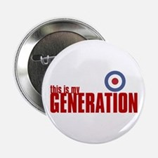 """MY GENERATION 2.25"""" Button"""