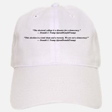 Protest Trump With His Own Words. Baseball Baseball Cap