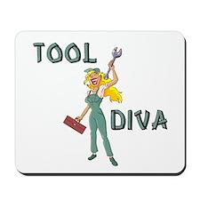 Tool Diva 2 Mousepad