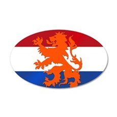 Holland Lion Wall Decal
