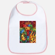 Peace on Earth Bib