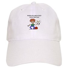 electrician gifts t-shirts Baseball Cap