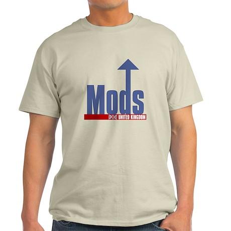 MODS UK Light T-Shirt