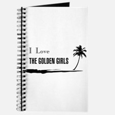 I Love Golden Girls Journal