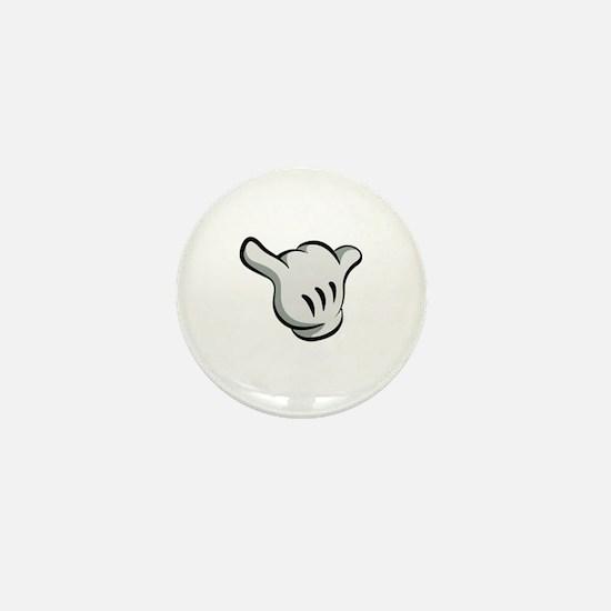 Cute Mickey Mini Button