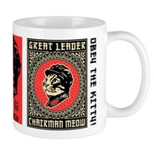 Chairman Meow - Cat Revolution Coffee Mug