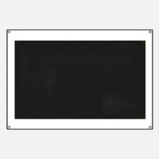 Unique Black Banner