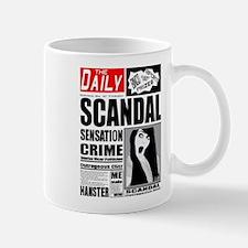 Red Top Rag Mugs