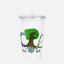 CFA Green Club Logo Acrylic Double-wall Tumbler