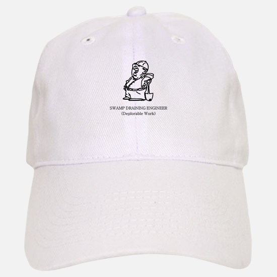 Swamp Engineer Baseball Baseball Cap