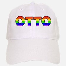 Otto Gay Pride (#004) Baseball Baseball Cap