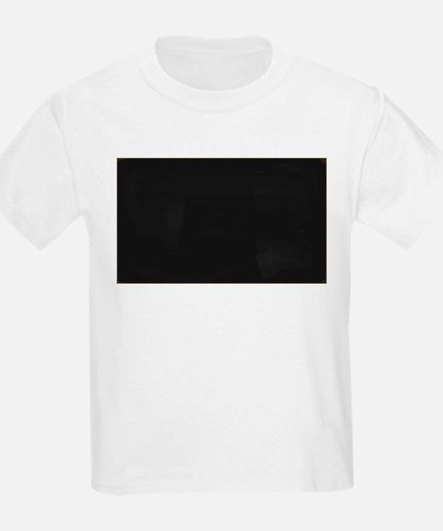 Blank Blackboard T-Shirt