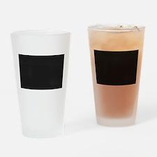 Blank Blackboard Drinking Glass