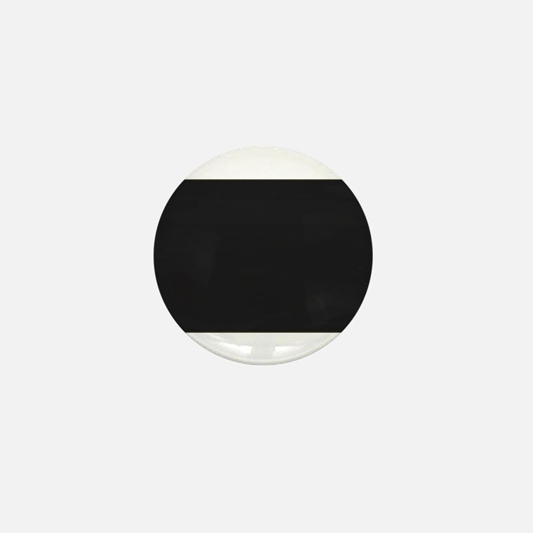 Blank Blackboard Mini Button