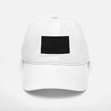 Blank Blackboard Baseball Baseball Cap