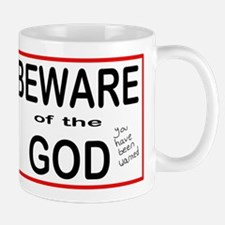 Beware of the Dog Mugs