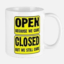 Open and Closed Mugs