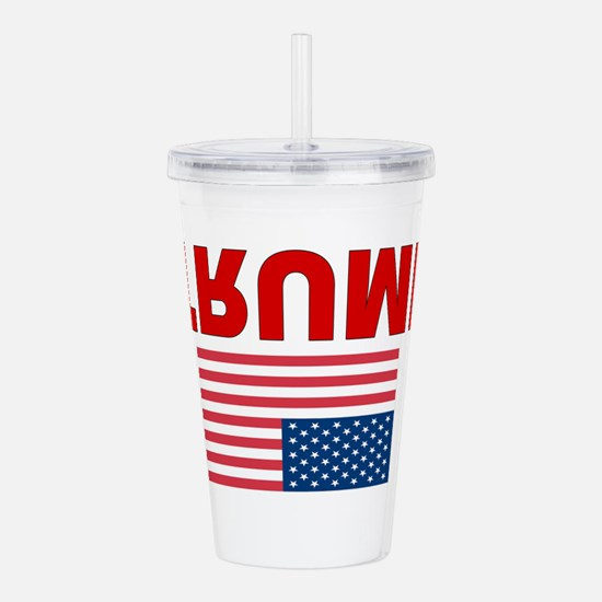 TRUMP Acrylic Double-wall Tumbler