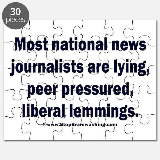 Scum Journalists Puzzle