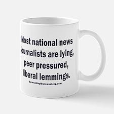 Scum Journalists Mug
