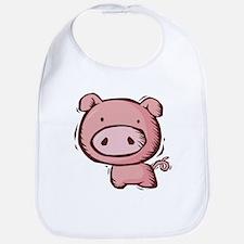 Pig.jpg Baby Bib