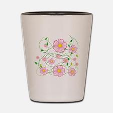Cute Spring Shot Glass