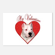 Dogo Valentine Postcards (Package of 8)