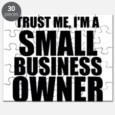 Trust Me, I'm A Small Business Owner Puzzle