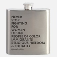 Unique Equality Flask