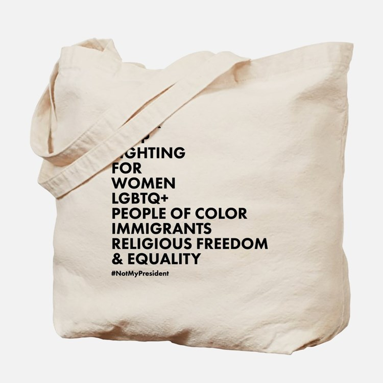 Cute Rights Tote Bag