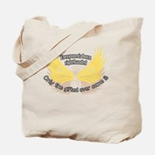 Cute Lefthanded Tote Bag